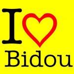 i love bidou