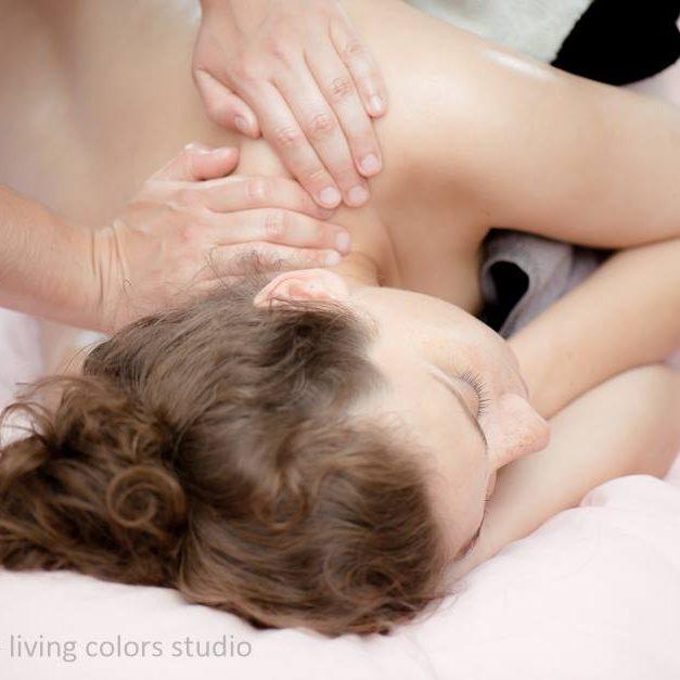Massage latéralisé
